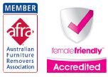 female friendly accredited